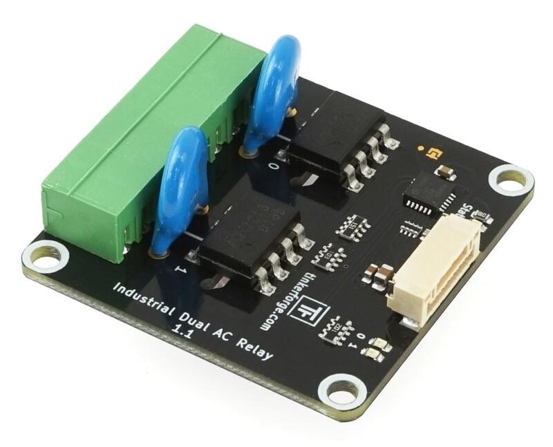 Industrial Dual AC Relay Bricklet