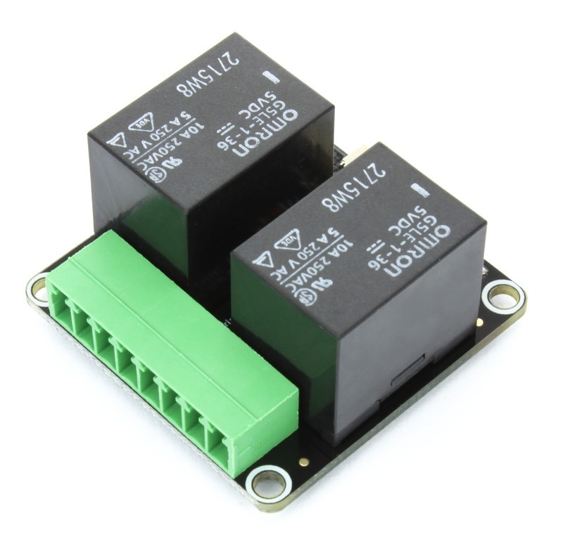 Industrial Dual Relay Bricklet