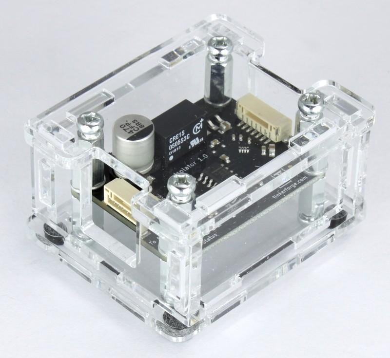 Gehäuse für Isolator Bricklet