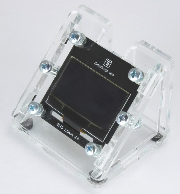 Gehäuse für OLED 128x64 Bricklet