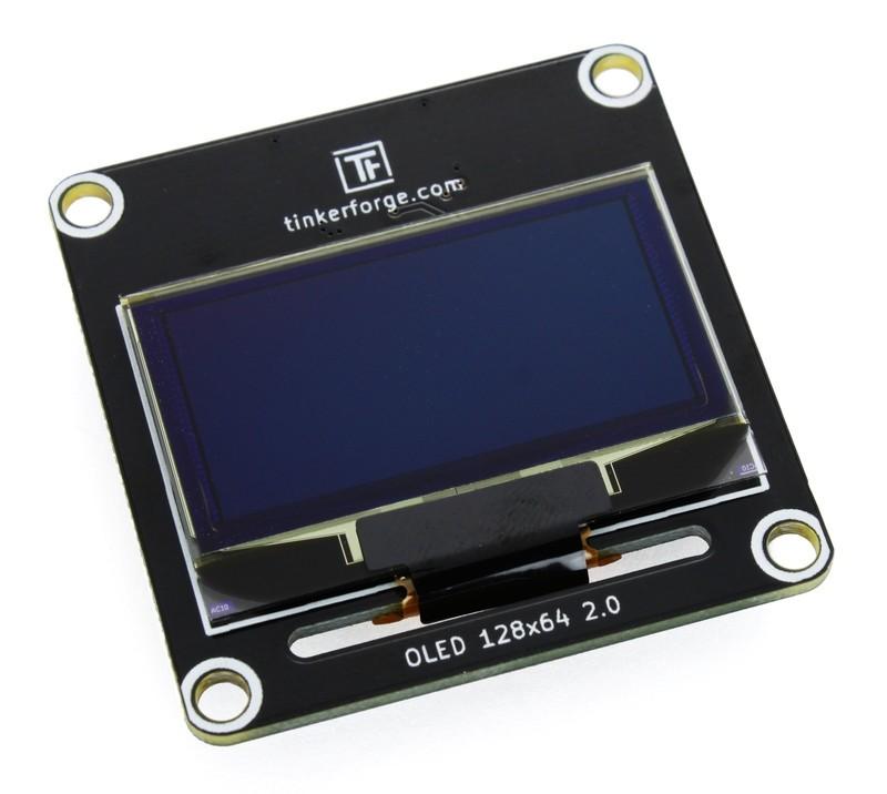 OLED 128x64 Bricklet 2.0
