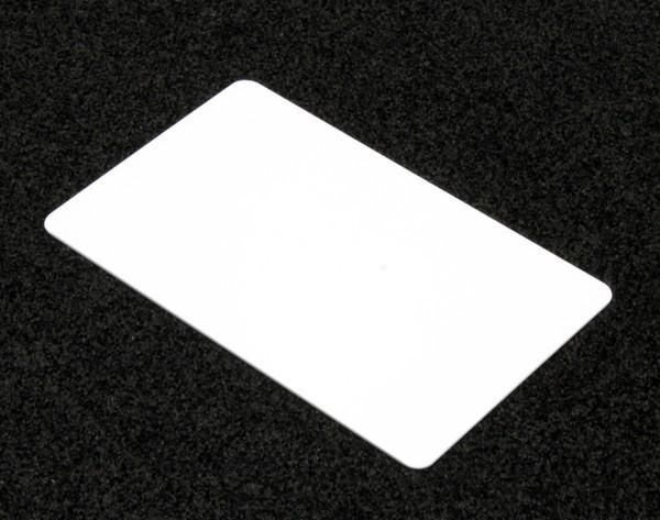 NFC Scheckkarte Weiß