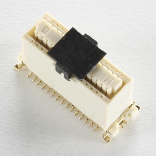 Platine-zu-Platine Verbinder 30 Pin (Brick oben 9.35mm)