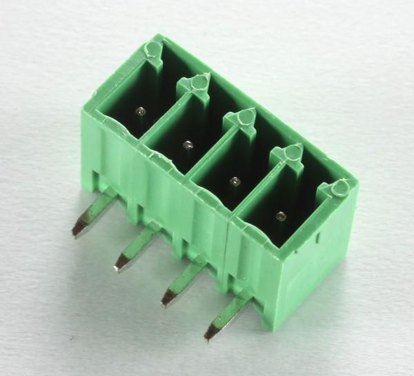 4 Pol Buchse Grün
