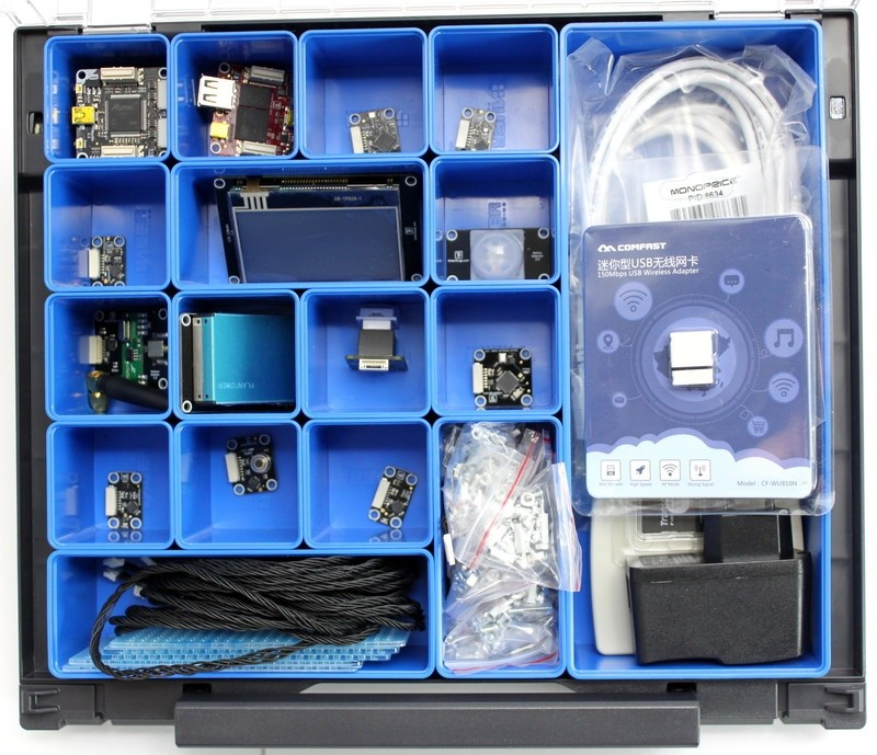 Tinker Kit: Umweltmessung