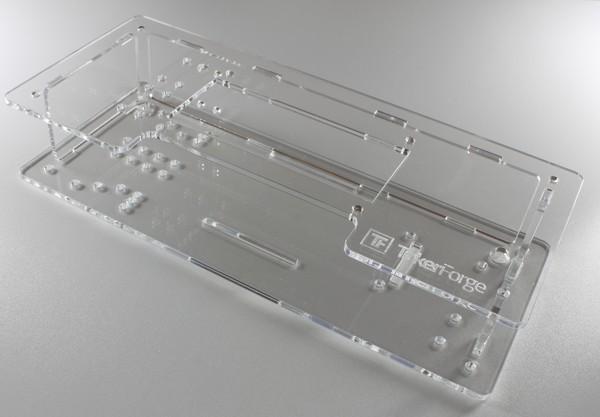 Gehäuse für Wetterstation (transparent)