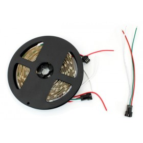 RGB LED Strip, 5m, WS2812B (NeoPixel)