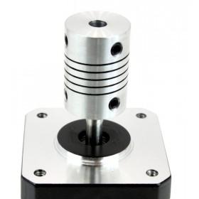 Achskupplung 5mm / 5mm