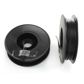Draht 10m (schwarz)
