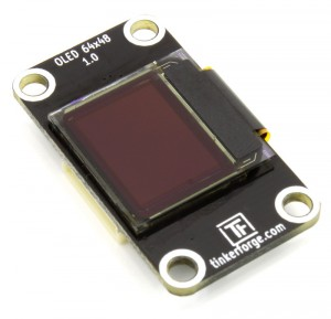 OLED 64x48 Bricklet