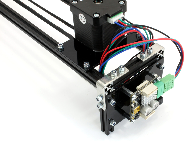 Doc tinkerforge for Stepper motor camera slider