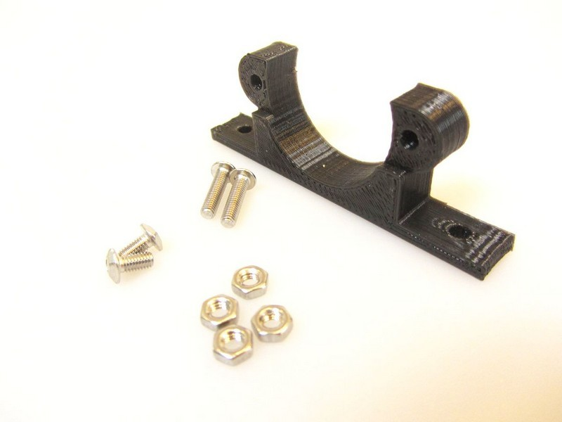 MakerBeam Micro Stepper Bracket