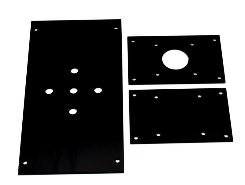 Brackets for Camera Slider