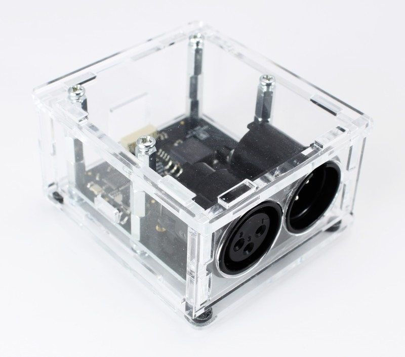 Case for DMX Bricklet