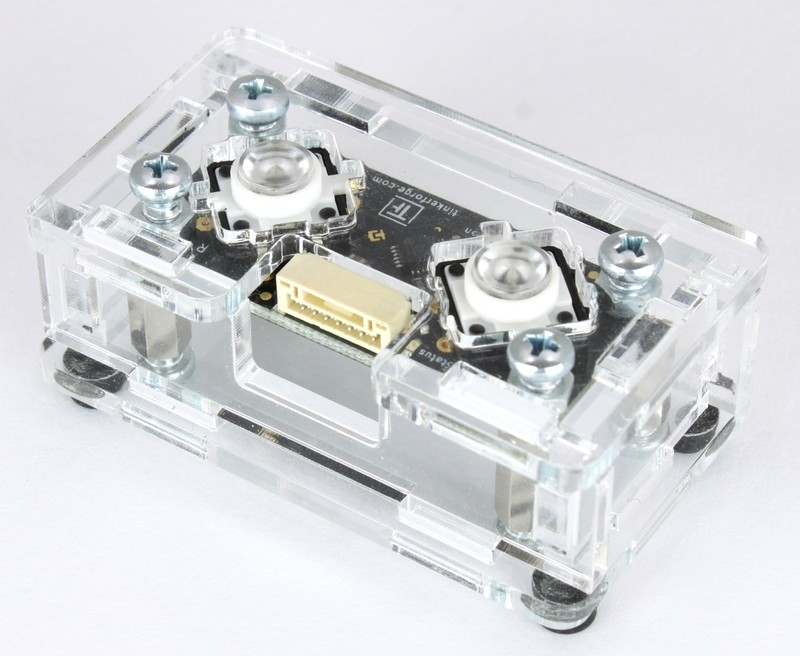 Case for Dual Button Bricklet