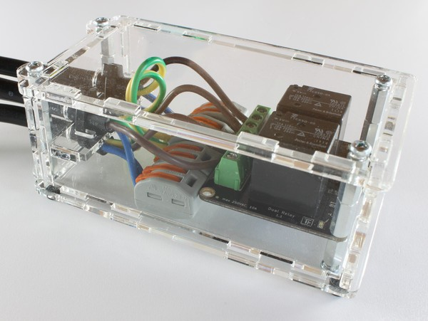 Case for Dual Relay Bricklet