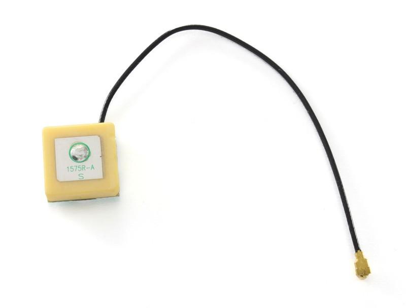 GPS Antenna, U.FL, 10cm cable