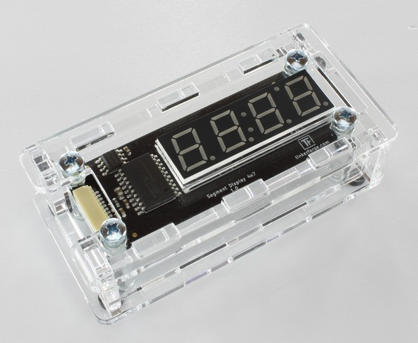 Case for Segment Display 4x7 Bricklet