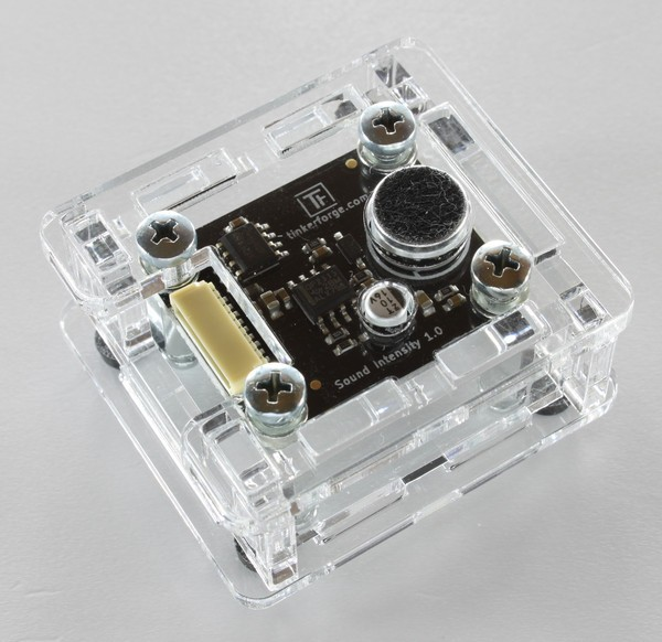 Case for Sound Intensity Bricklet