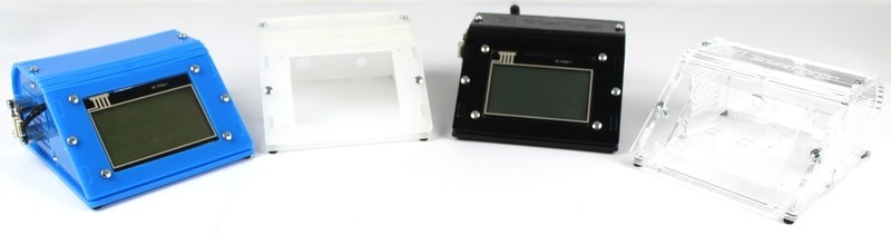 Tabletop Weather Station Case