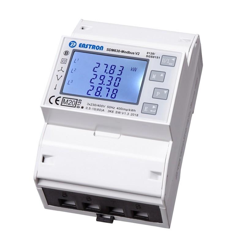 Stromzähler SDM630