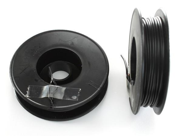 Wire 10m (black)
