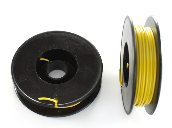 Wire 10m (yellow)