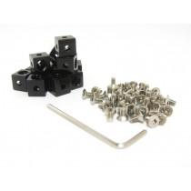 MakerBeam Corner Cubes, 12pcs