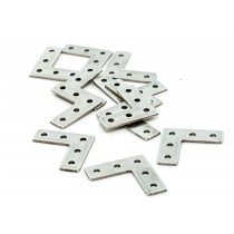 MakerBeam Right Angle Brackets, 12pcs