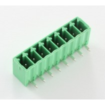 8 Pole Green Connector Header