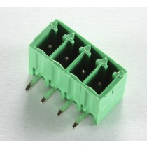 4 Pole Green Connector Header