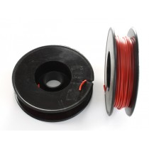 Wire 10m (red)