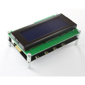 LCD 20x4 Bricklet 1.2