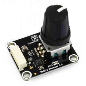Rotary Encoder Bricklet 2.0