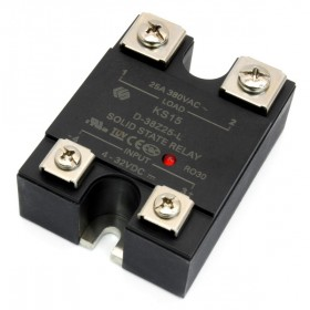 Solid State Relay AC 380V/25A