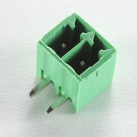 2 Pole Green Connector Header