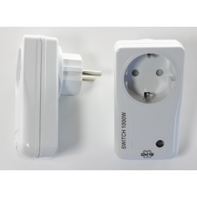 Remote Control Mains Switch (Single)