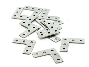 MakerBeam Right Angle Brackets, 12pcs