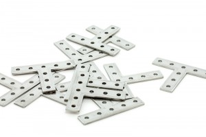 MakerBeam T-Brackets, 12pcs