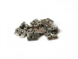 MakerBeam T-slot nuts, 25pcs