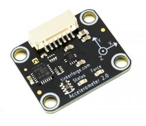 Accelerometer Bricklet 2.0