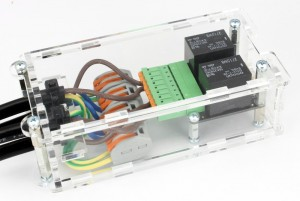 Case for Industrial Dual Relay Bricklet