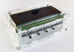 Case for LCD 20x4 Bricklet