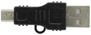 USB A to USB Mini-B Adapter