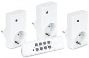 Remote Control Mains Switches (Set)
