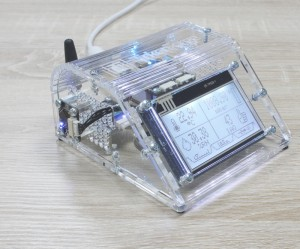 Tabletop Weather Station