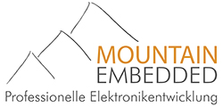 Mountain Embedded Logo